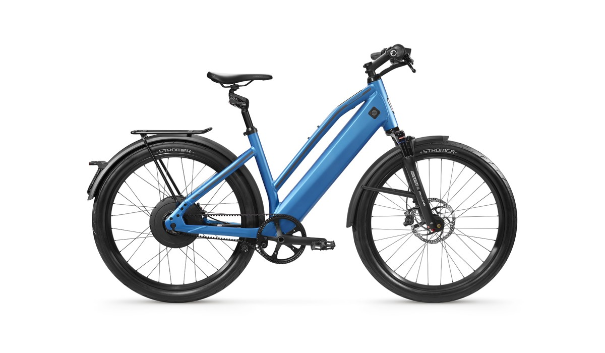 The Stromer ST2 – available from February 2021 from your dealer.