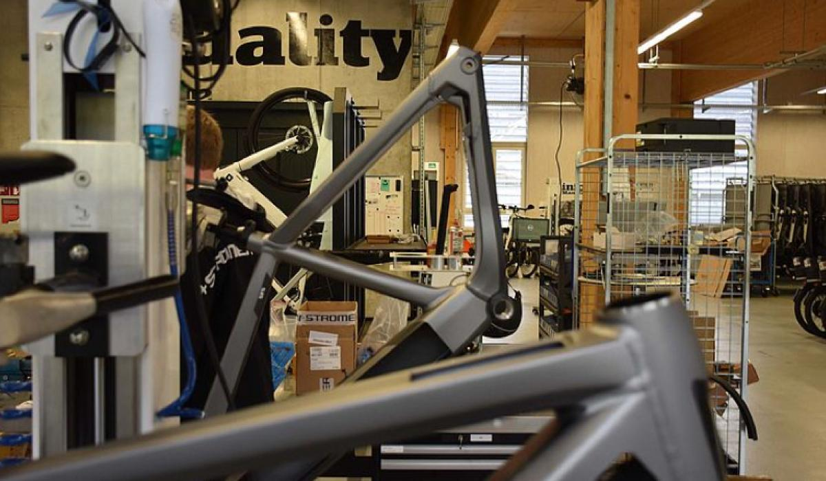 picture of bike frames