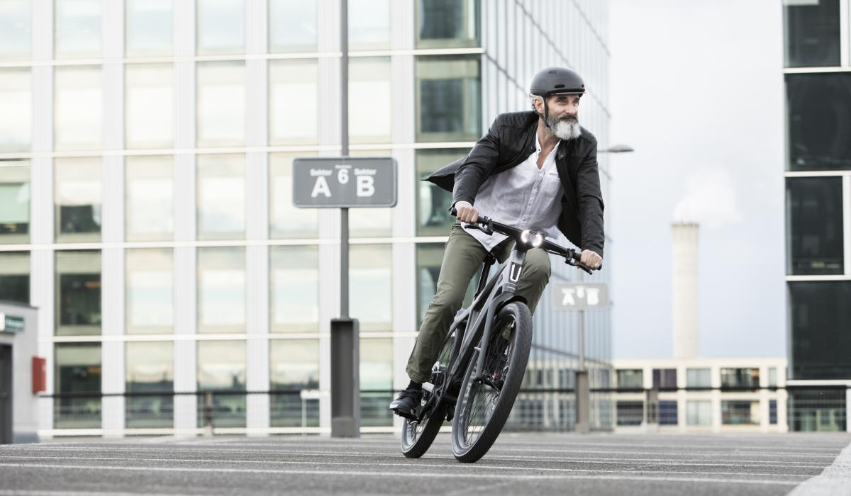 Man up stromer ST5