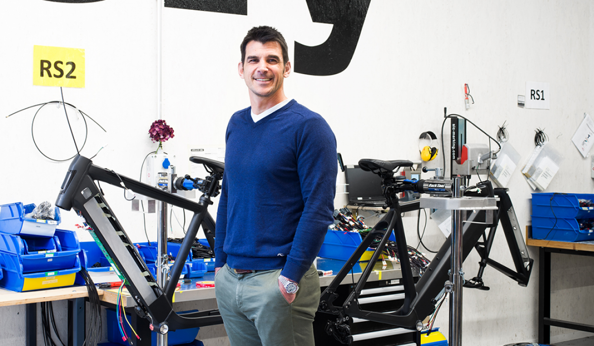 Interview with Stromer CEO Jakob Luksch