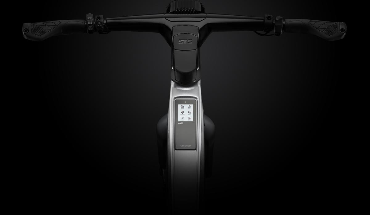 Stromer ST5 Limited Edition with fully integrated design.