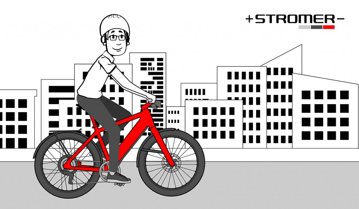 Effective range: Take full advantage of the e-bike's power.